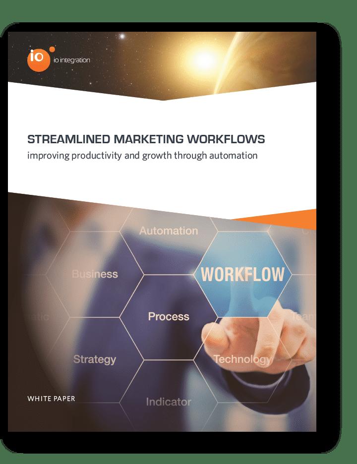 Streamlined Marketing Workflows