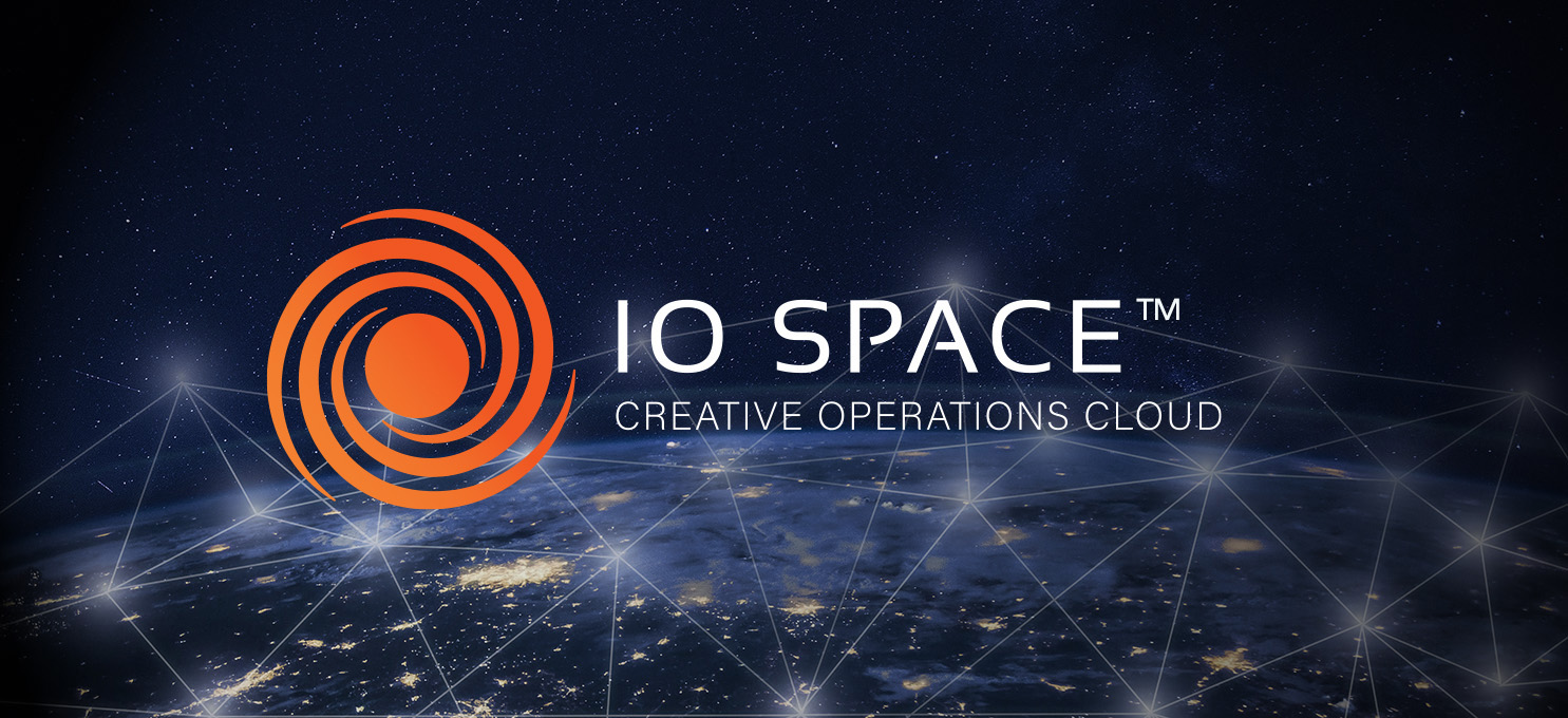 Introducing IO Space™ – IO Integration's New Creative Operations Cloud Infrastructure