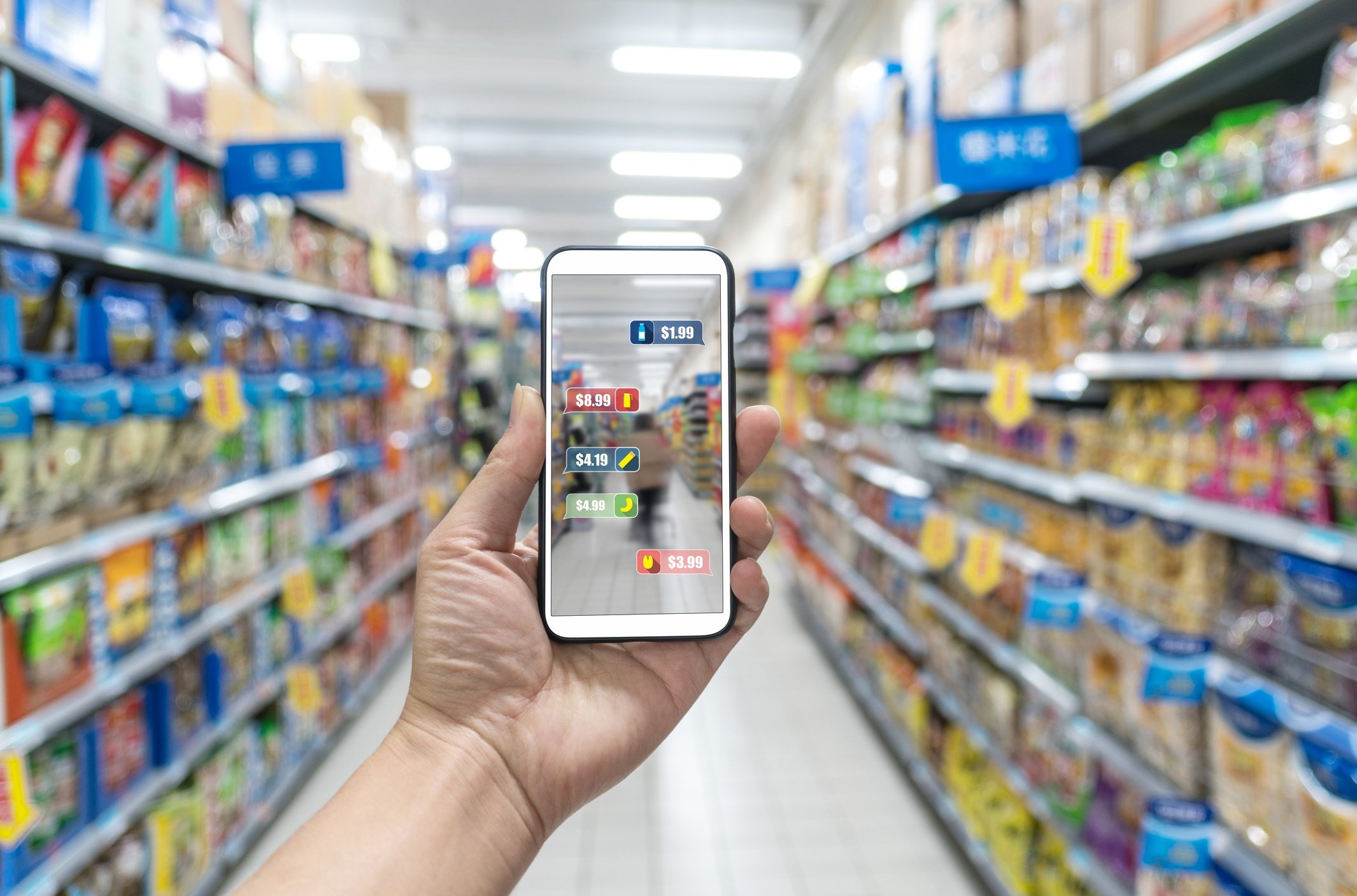 The Digital Revolution and its Impact on Retailers